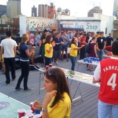Gawker Hosts Nerd Pong Tournament