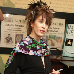 Imogen Heap At Barnes And Noble Lincoln Square