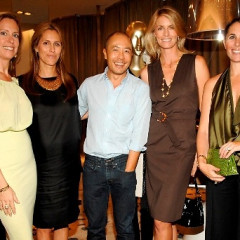 Derek Lam And Christina Greeven Cuomo Host Tod's Preview