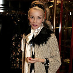 Why Wasn't Daphne Guinness At Her Own Fragrance Launch?