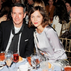 Maggie Gyllenhaal And The Couture Council Honor Dries van Noten