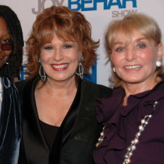 The Joy Behar Show Launches With Cocktail Reception At Plaza