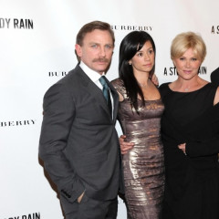 A Steady Rain Opens To A Star-Studded Audience