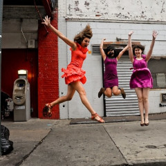 Jumping For The Joy Of Clothes: Aysha Saeed Pop Up Shop, Genetic Denim, Rebecca Taylor Presentation And Carlos Campos