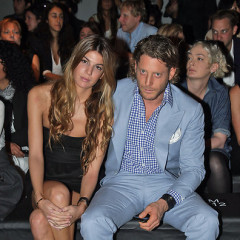 Lapo Elkann At Fendi Show In Milan, Your Quick Gossip Primer