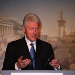 History Makers Gala Honors Bill Clinton For Lincoln Bicentennial