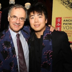 Carnegie Hall Favorite Lang Lang Makes Fashion Debut