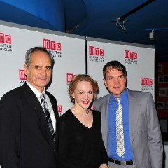 Theater And SNL Royalty Attend Premiere Of