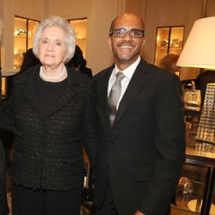 Bejeweled Clutch Queen Judith Leiber Visits Bergdorf Goodman