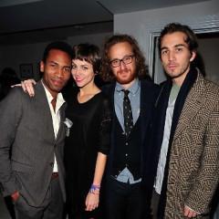 HBO Throws Party For TV Premiere Of