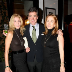 Jay McInerney And Candace Bushnell Drink To The Past