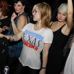 The Our Time Party Makes A Cameo In Brooklyn