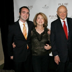 The Waldorf Astoria Hosts Pulse Of The City Gala With Ed Koch