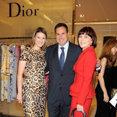 Tea Time With Dior And Saks Fifth Avenue For Jet Set Season