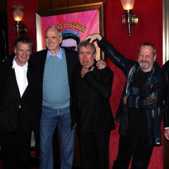 Monty Python Reunited At Last (Yes, Even The Dead One)