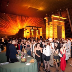 The College Group At The Met Throws A Great Gatsby Bash