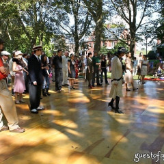 Photo Of The Day: The Jazz Age Returns To Governors Island