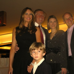Ivanka Trump's Book Party Quite The Family Affair