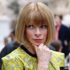 Anna Wintour Has This Little Town Wrapped Around Her Pinky Finger