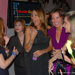 The Real Housewives Celebrate The Kodak Gallery Re-Launch