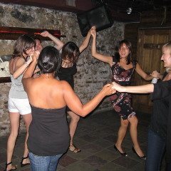 Undercover And Cover-Less: NYC's Best Dance Bars