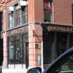 Brinkley's: The Martignetti's Latest, Set To Open This Sunday