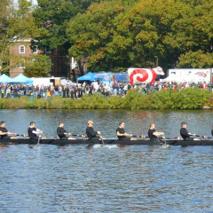 Beantown Kicks Off The 45th Annual Head Of The Charles