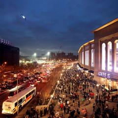 Photo Of The Day: World Series Game 2 At Yankee Stadium