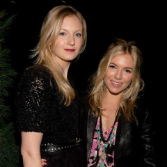Sienna Miller Hosts Dinner In Honor Of Spring Collection