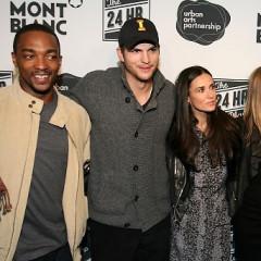 Jennifer Aniston, Ashton Kutcher, Demi Moore In 24 Hour Plays