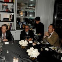 New York's Finest Gentlemen Enjoy A Night Out