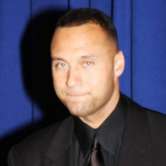 Derek Jeter And Fellow Team Members Attend Safe At Home Gala