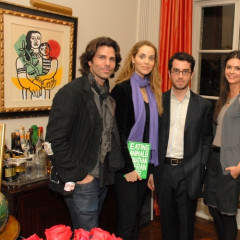Jonathan Safran Foer's New Book Already A Hit With Celebrities