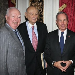 Bloomberg, Clinton, And Kissinger Sing Happy Birthday To Ed Koch