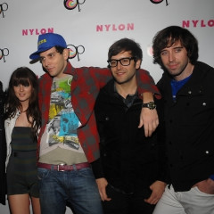 Photo Of The Day: Thankful For Leighton Meester And Cobra Starship