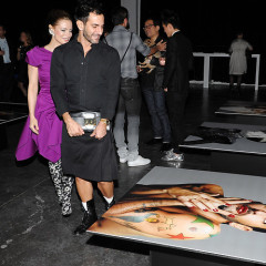 Photo Of The Day: Marc Jacobs Thinks Marc Jacobs Looks Divine