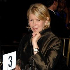 Martha Stewart Gets Saucy At New York Botanical Garden Dinner