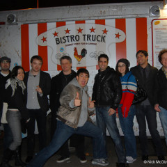 This Is Why You're Fat Food Truck Party