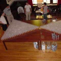 World Series Of Beer Pong Tournament Hits The Village
