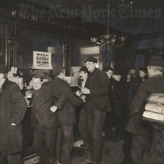 Photo Of The Day: Be A Part Of History! Buy A Bar On The Bowery