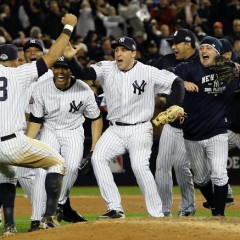 Photo Of The Day: World Series Crown Finally Returns To NY