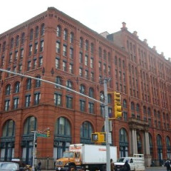 Beatrice Inn's Next Stop: The Puck Building?