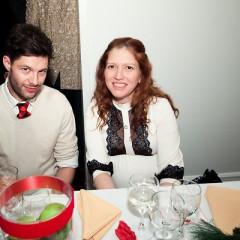 Supper Club and Zink Magazine Create Winter Wonderland