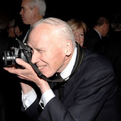 Bill Cunningham Snaps New York's Finest At White Nights Benefit