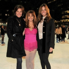 The Real Housewives Of New York Hit The Ice, Jill Zarin Now Housewife Slash Author