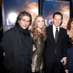 Mark Wahlberg, Susan Sarandon, And Courtney Love Attend