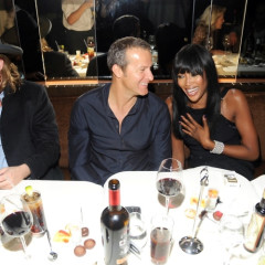 Photo Of The Day: Naomi Campbell Laughs It Up At Art Basel