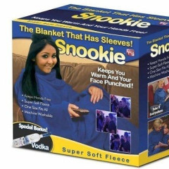 The Best Guests Come Bearing Gifts...The Snookie