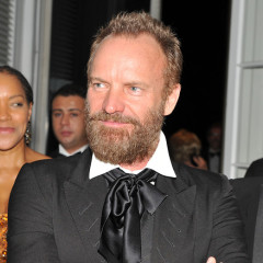 Sting Trys To Bring The World Hope Through Blogging