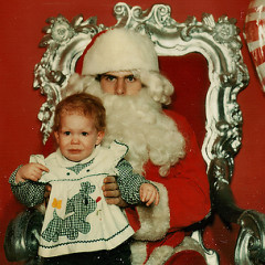 The Scariest Santa Claus(es?) You'll Ever See